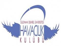 SDÜ Havacılık Kulübü etkinliği